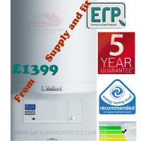 Combi boiler replacement from £699 supply and fit