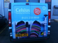 Celsius New Fleet design
