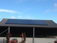 22 kW Commercial Installation, Northamptonshire