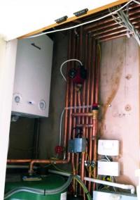 Boiler Installation 1B