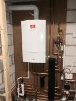 Worcester Combination boiler with UFH