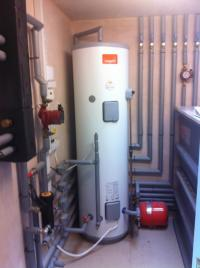 Unvented Hot Water Cylinder -