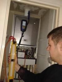 Baxi boiler servicing