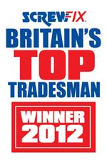 Britains Best Tradesman winner 2012