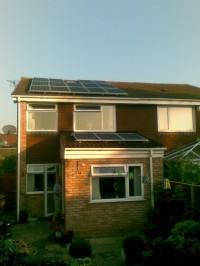 Domestic PV Installation