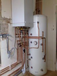 New Central Heating Installation