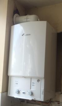 one of the boiler we installed in slough