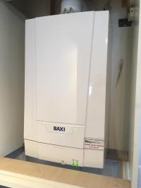 Baxi boiler in Exeter