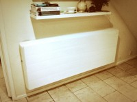 Myson Fan assisted convector/radiator