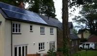 Solar PV Install Bideford