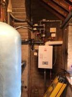 Glow worm energy install
