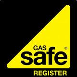 Gas safe registered.