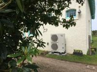 Mitsubishi Ecodan Heat Pump installation in the Highlands