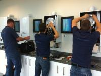 Training at Vaillant HQ