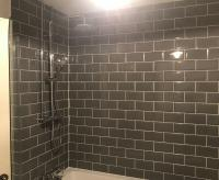 Tiling & Shower Project