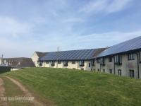 Lancaster House Hotel - 85kW solar PV
