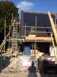 Solarcentury C21e Solar tiles