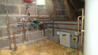 Heat Pump Internal System