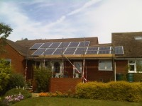 3.5 kW Solar PV Installation, Wollaston, Northamptonshire