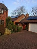 Solar PV with Bird Protection