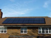 Solar PV installation in Amersham