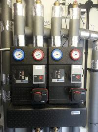 Esbe Circulation Unit installed by BTSE