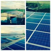 30KWp Commercial system in South Molton.