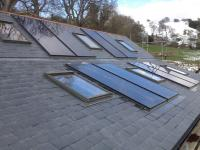 In Roof System