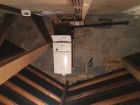 New Boiler installation in loft space