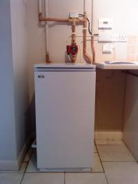 Oil Boiler - Grant