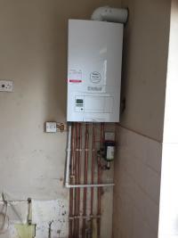 Combi to Combi Boiler Installation