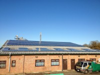 50 kW Commercial Rooftop, Northamptonshire
