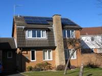 Midlands Solar 3kWp Hyundai 250 Panels & Sunny Boy SB3000HF Inverter