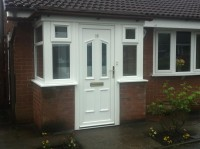 Porch Refurbsuhment uPVC
