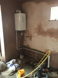 Boiler Install