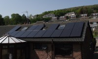 4kw Domestic Solar PV Installation
