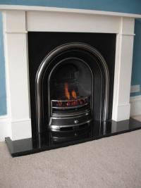 New gas fire