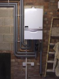 Vaillant 832 in Timperley