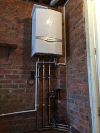 New Vaillant with 7 yr Warranty