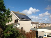 4kw system in Eyemouth