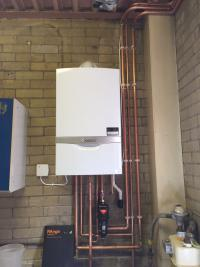 Vaillant 832 installed in Whalley Range, Manchester
