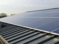 10 kWP commercial pv system