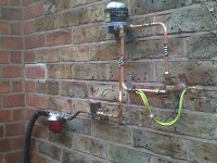 Oil Pipework and Tigerloop by LWL Heating