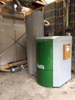Oekofen Biomass Pellet Boiler