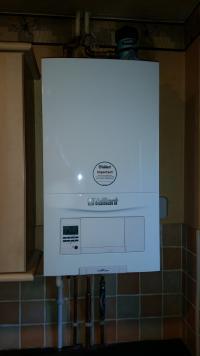 Vaillant EcoFit Pure 825 in Crowborough