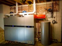 UK first and only cascaded Vitovalor Hydrogen fuel cell.