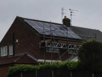 3 kWp solar pv system
