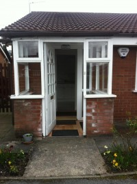 Porch Refurbishment