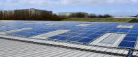 Commercial Roof Mounted Solar PV