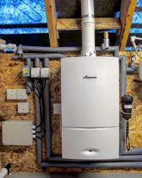 Worcester Bosch Installation with 10 years guarantee